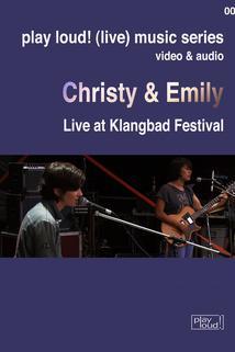 Christy & Emily: Live at Klangbad Festival