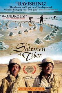 Die Salzmänner von Tibet