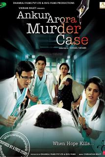 Plakát k filmu: Ankur Arora Murder Case