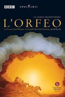 L'orfeo: Favola in musica by Claudio Monteverdi