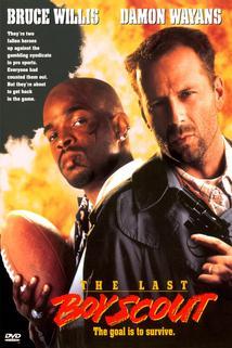 Plakát k filmu: Poslední skaut