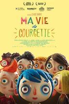 Plakát k filmu: Můj život Cuketky