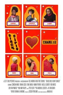 Black Girls Heart Charlie