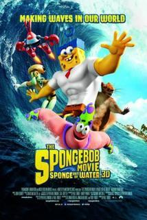 SpongeBob ve filmu: Houba na suchu  - SpongeBob Movie: Sponge Out of Water, The