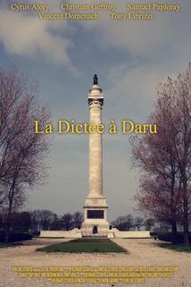 La Dictée à Daru