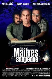 Les Maîtres du Suspense  - Les Maîtres du Suspense