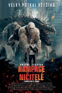 Plakát k filmu: Rampage: Ničitelé
