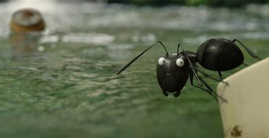 Mrňouskové - Údolí ztracených mravenců
