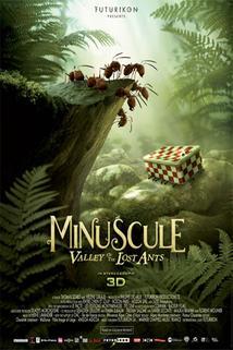 Mrňouskové - Údolí ztracených mravenců  - Minuscule - La vallée des fourmis perdues