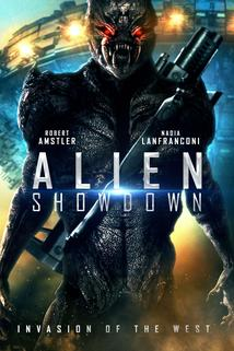 Alien Showdown: The Day the Old West Stood Still  - Alien Showdown: The Day the Old West Stood Still