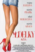Plakát k filmu: Modelky s.r.o.