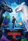 Plakát k filmu: Jak vycvičit draka 3
