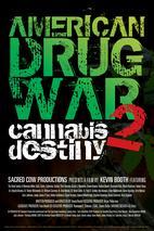 Plakát k filmu: American Drug War 2: Cannabis Destiny