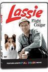 Lassie a puma na útěku