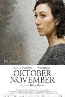 Říjen listopad  - Oktober November