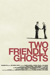 Two Friendly Ghosts