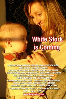 White Stork Is Coming
