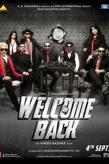 Welcome Back  - Welcome Back