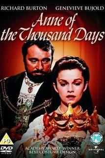 Tisíc dnů s Annou  - Anne of the Thousand Days