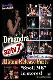 Deuandra's Album Release Party LIVE