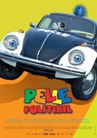 Policejní auto Pelle