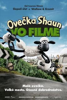 Ovečka Shaun ve filmu  - Shaun the Sheep