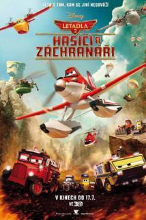 Letadla 2: Hasiči a záchranáři