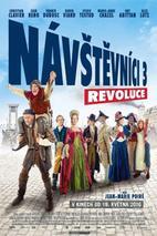 Plakát k filmu: Návštěvníci 3: Revoluce