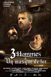 3 hommes et un masque de fer