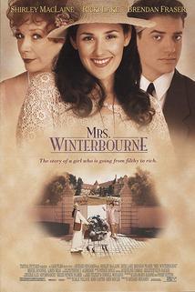 Vzala jsem si mrtvého muže  - Mrs. Winterbourne