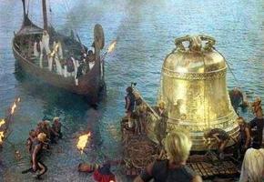 Dlouhé lodě Vikingů