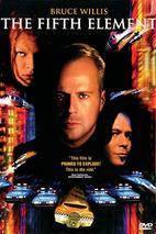 Plakát k filmu: Pátý element