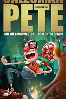 Salesman Pete and the Amazing Stone from Outer Space!