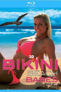 3D Bikini Beach Babes Issue #4