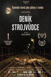 Plakát k filmu: Deník strojvůdce