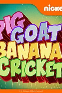 Pig Goat Banana Cricket ()