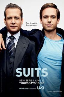 Kravaťáci  - Suits