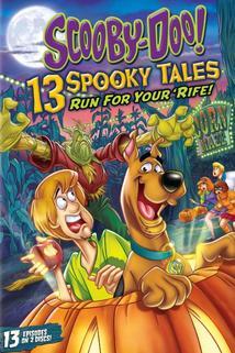 Scooby Doo a děsivý strašák  - Scooby-Doo! Spooky Scarecrow