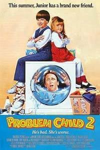 Ten kluk je postrach 2  - Problem Child 2