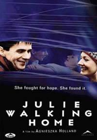 Julie na cestě domů