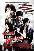 Plakát k filmu: Ten Thousand Saints