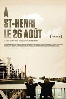 À St-Henri, le 26 août