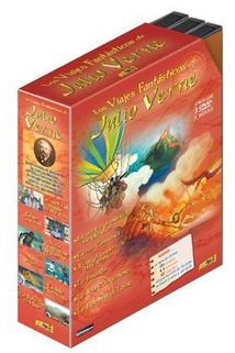 Les voyages extraordinaires de Jules Verne - L'île mystérieuse
