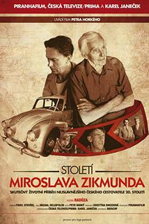 Plakát k filmu: Století Miroslava Zikmunda
