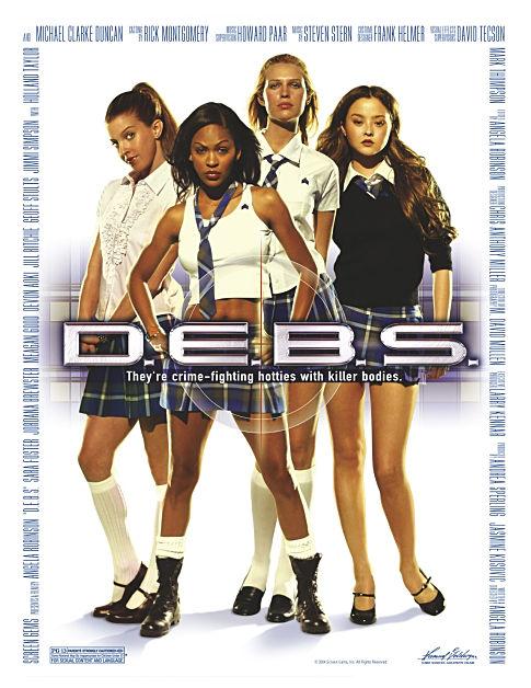 Agentky D.E.B.S.