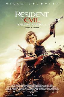 Resident Evil: Poslední kapitola  - Resident Evil: The Final Chapter