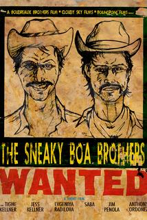 The Sneaky Boa Brothers
