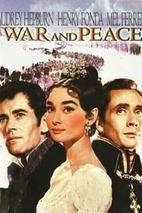 Plakát k filmu: Vojna a mír