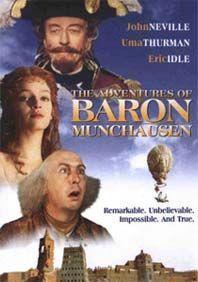 Dobrodružství Barona Prášila