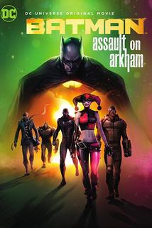 Batman: Útok na Arkham  - Batman: Assault on Arkham